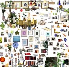 室内后期处理大全之装饰品