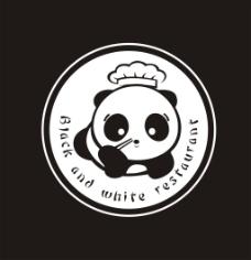 熊猫logo设计