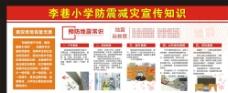 防震减灾宣传知识图片