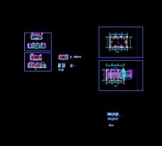 二层多功能厅图纸