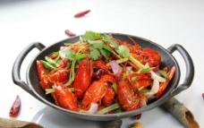 香锅小龙虾图片