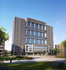 三华办公楼图片
