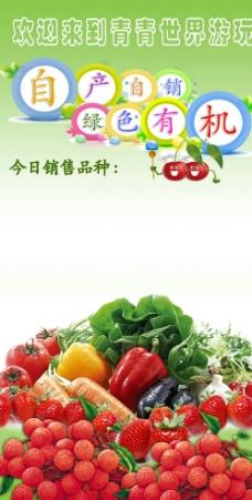 果蔬海报图片