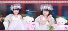 儿童相册模版图片
