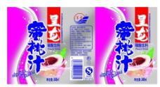 水蜜桃易拉罐包装图片