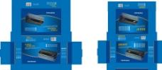 变压器盒蓝色2款图片