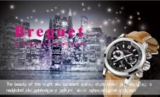 手表杂志广告