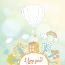 升气球图片