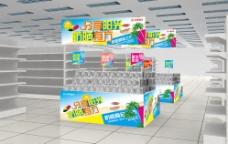 超市防晒节图片