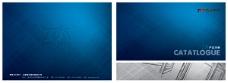 建材企业画册封面设计psd素材下载