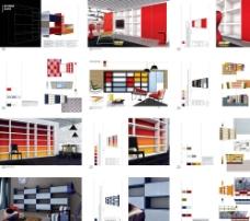 建材家居装饰画册设计图片