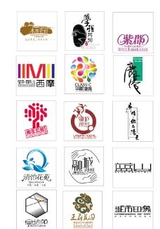 房地产logo素材图片