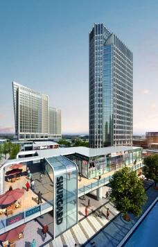 商业大楼图片