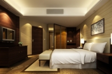 客房卧室图片