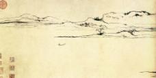 中国古典水墨画图片