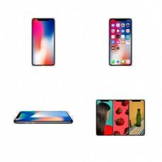 iphoneX超清素材