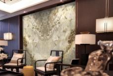 中式客厅设计图片