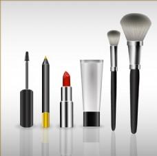 美容化妆品元素