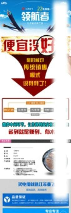 电缆现货产品详情页图片