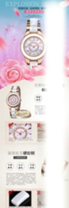 手表描述页图片