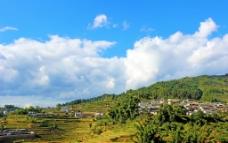 云南勐腊山区风光图片