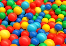 彩球背景图片