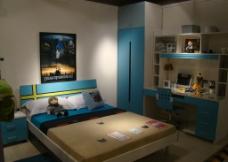 家具床品 儿童床 儿童房图片