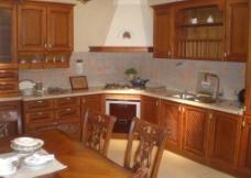 整体橱柜厨房摄影图片