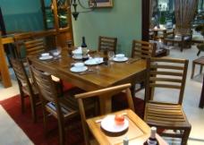 家具餐桌餐椅图片
