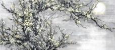 梅花中国画图片