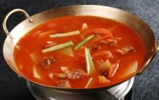 西红柿煮牛腩图片