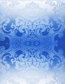 蓝色渐变布纹背景图片