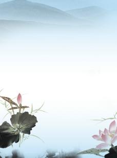 中国风背景素材图片