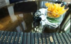 竹柬 花艺图片