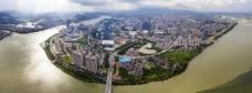 惠州江北全景图图片