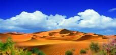 沙漠景观图片