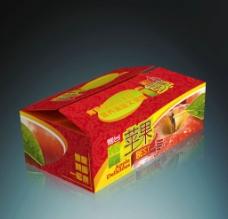 栖霞苹果对口箱平面展开图图片