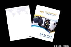 奶牛画册图片