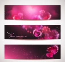 红色浪漫卡片背景图片