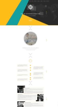 網頁設計練習圖片