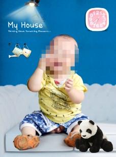 2015影楼儿童模版图片