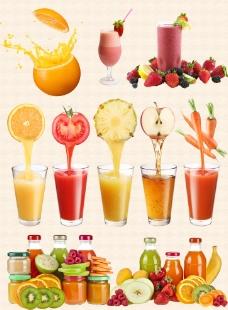 果汁饮料图片