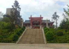 曲靖 南城门 靖和宫图片