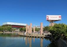 楚雄 桃源湖 体育馆图片