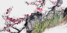 中国画花鸟图片