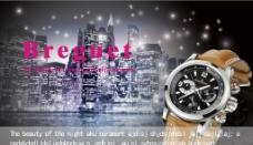 手表杂志海报图片