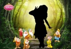 白雪公主与七个小矮人图片