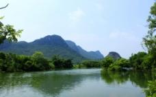 桃花江山水绿洲图片