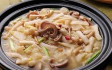 猪肚蘑菇汤图片