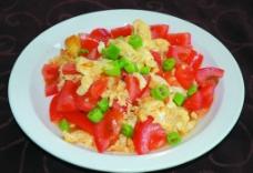 西红柿炒蛋图片